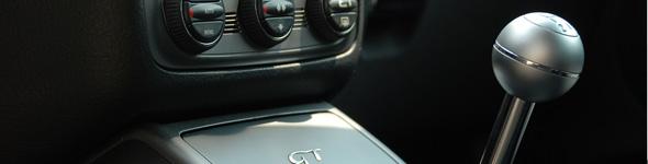 GT dashboard