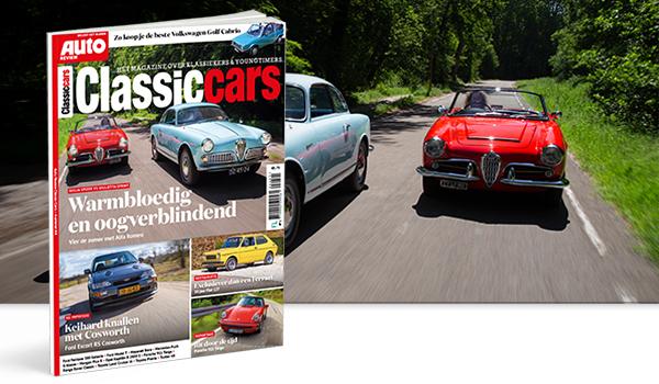 Classic cars 44 is uit!